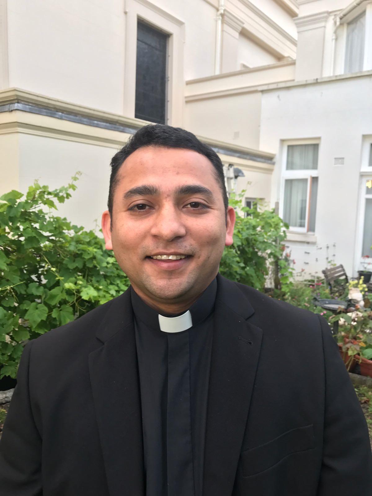 Father Justin Karakadu, SDV