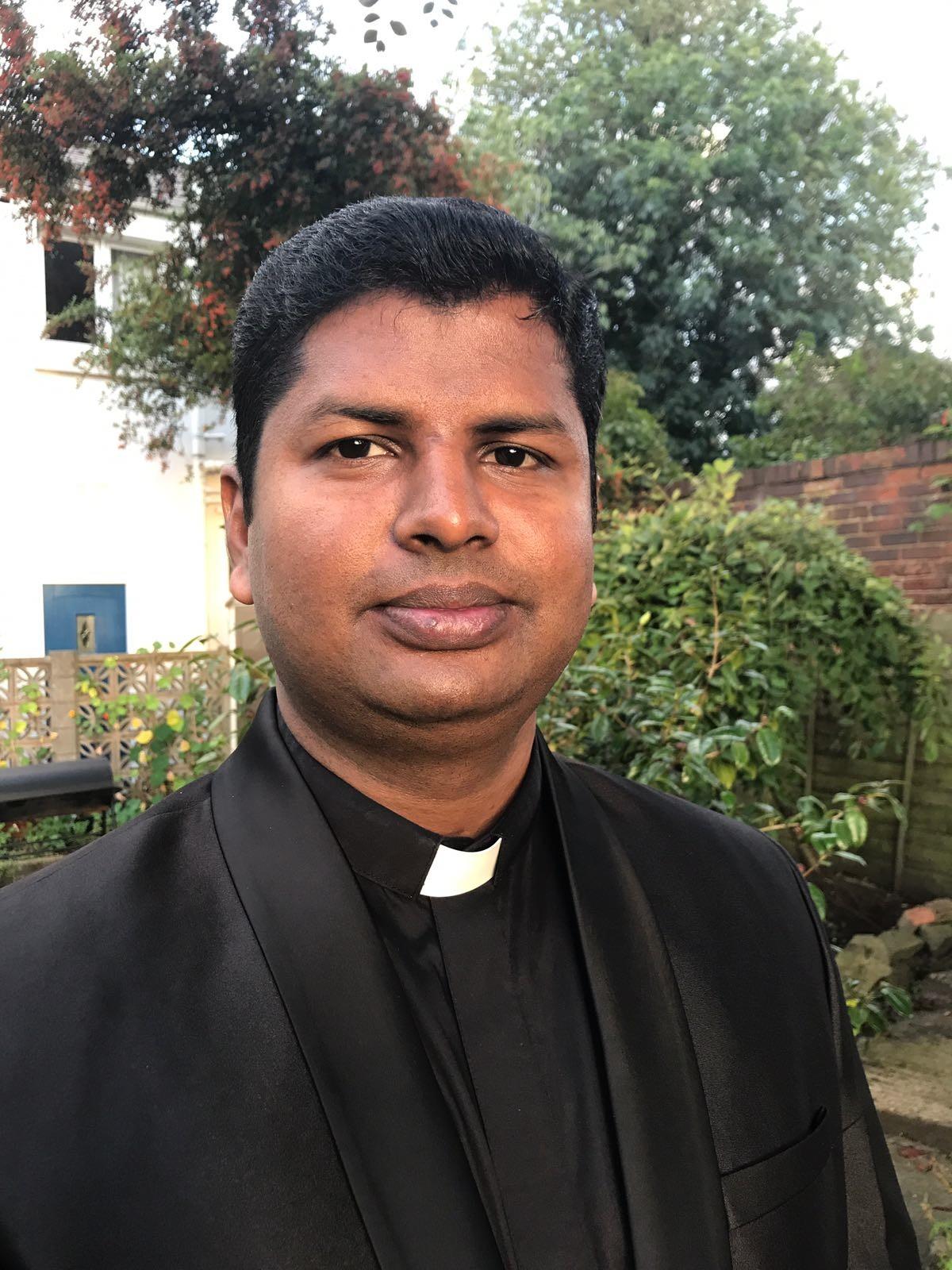Father Jobin Kollappalli, SDV